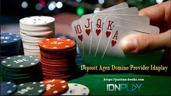 Deposit Agen Domino Provider Idnplay
