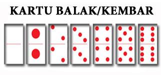 Domino-Kartu-balak-kembar
